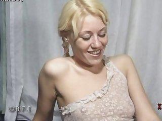 Amateur Dog porn Slit Toy Bondage