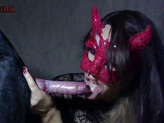 Amateur Dog porn Teen Slut Teasing